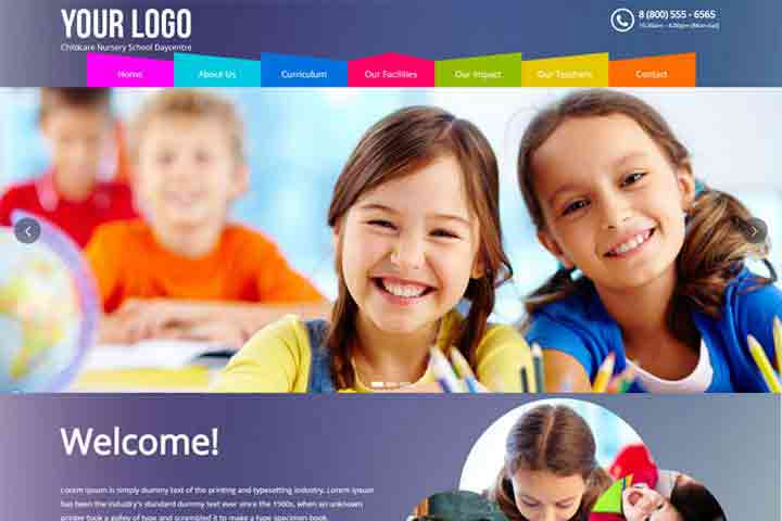 web  development-school-template-2